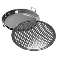 Outdoorchef Gourmet-Set City Grill (pan en pizzaplaat)