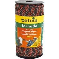 Patura Câble Électrique Plastique Tornado Marron/Orange 200m