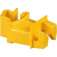 Patura Standard-Isolator für T-Pfosten Gelb