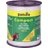 Patura Compact Cord Wit 200m