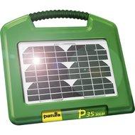 Patura P35 Solar Weidezaun-Gerät mit Solarmodul