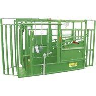 Patura A5000 Vastzetbehandelbox Voorpootlier