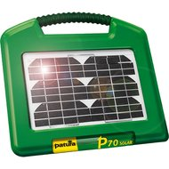 Patura P70 Solar Weidezaungerät mit Solarmodul