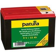 Patura Spezial-Weidezaun-Batterie 9v/130ah