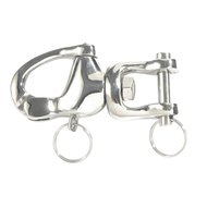 Pfiff Stainless Steel Swivel Quick-release Shackle