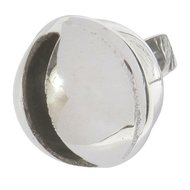 Pfiff Bell For Bell Strap Chrome Silver