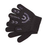 Pfiff Handschoenen voor Kinderen met Print Zwart-Seringen