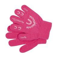 Pfiff Handschoenen voor Kinderen met Print Pink-Roze