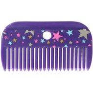 Pfiff Mane Comb Magical Stars Purple
