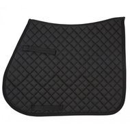 Pfiff GP Saddle Cloth New Pazifik Black