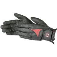 Pfiff Rijhandschoenen Zwart/Rood