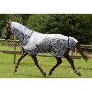 Pfiff Fly Sheet Talulah Black-White