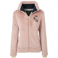 PK Fluffy Jacket Jagger Blush S