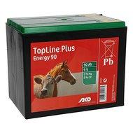 Ako Batterie TopLine Plus Energy 90 Schwarz 90Ah-9V