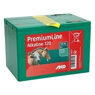 Ako Batterij Alkaline Klein 120ah 9v