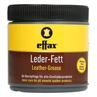 Effax Ledervet Zwart 500gr
