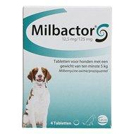 Milbactor Ontwormingstablet Hond >5kg