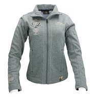 HV Polo Sweater Amee Grey Melange
