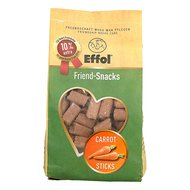 Effol Friend-snacks Carrot Sticks Zak 1kg