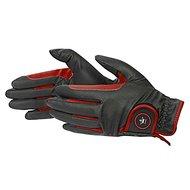 Pfiff Winter Handschoen zwart-roze