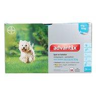 Advantix 100/500 Spot-On Hond 4-10kg
