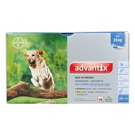 Advantix 400/2000 Spot-On Hond 25-40kg