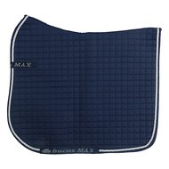 Bucas Max Saddle Pad Dress Navy/Silver