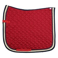 Imperial Riding Saddlepad DS Verona Bordeaux/Navy Full
