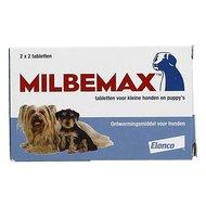 Milbemax Wurmtabletten kleiner Hund/Welpe