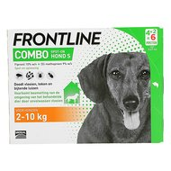 Frontline Flea Treatment Combo Spot-On 2-10kg S Dog