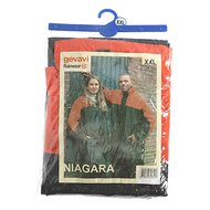 Niagara Regenpak Zwart/Oranje XXL