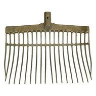 Agradi Shaving Fork KS without steel Gold