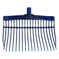 Agradi Shaving Fork KS without steel Blue