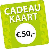 Agradi Cadeaukaart € 50