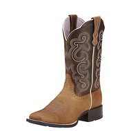 Ariat Western Quickdraw B Badlands Brown / Wicker