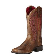 Ariat Quickdraw Venttek Medium Barn Brown