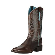 Ariat Round Up Remuda Naturally Dark Brown Medium