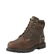 "Ariat Mens Groundbreaker 6"" H2O EN Iso D Brown"