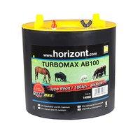 Horizont Weidezaunbatterie 100Ah Rund Alkaline