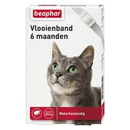 Beaphar Flea Collar Cat White