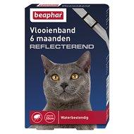 Beaphar Vlooienband kat reflecterend 1st