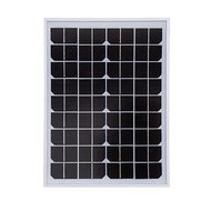 Horizont Solarmodul Monokristall mit Halter