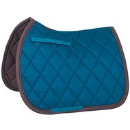 BR Saddlepad General Purpose Event Cotton with Luxury Carribbean Sea