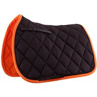 BR Saddlepad General Purpose Event Cotton with Luxury Dutch Black