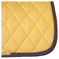 BR Saddlepad General Purpose Event Cotton with Luxury Morning light