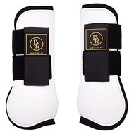 BR Tendon Boots Event PU with Neoprene Lining White