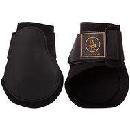 BR Fetlock Boots Event PU with Neoprene Lining Black