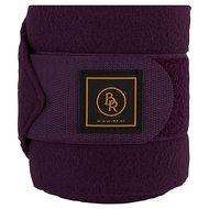 BR Event Bandages Fleece Prune Purple