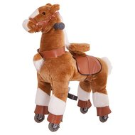 BR Cheval Jouet Pebbels Small Marron S