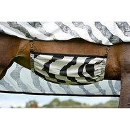 Bucas Buzz-Off Belly Pad Zebra